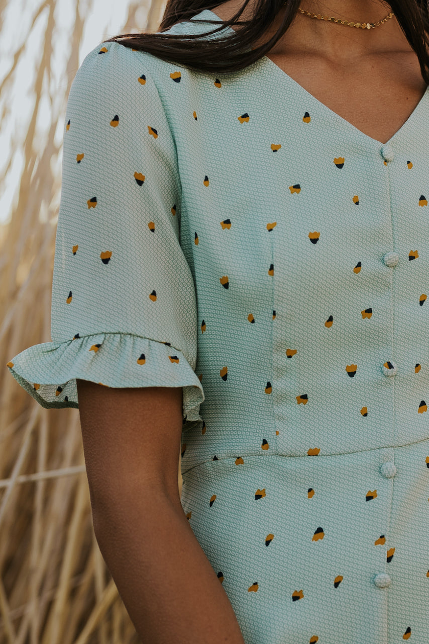 Teenage Dream Detail Dress