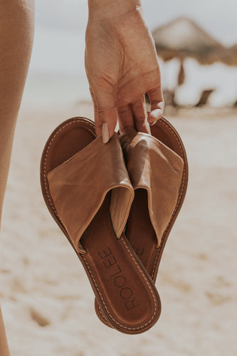 Classic summer slip on shoes | ROOLEE