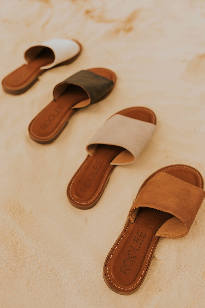 Summer sandals for the beach | ROOLEE