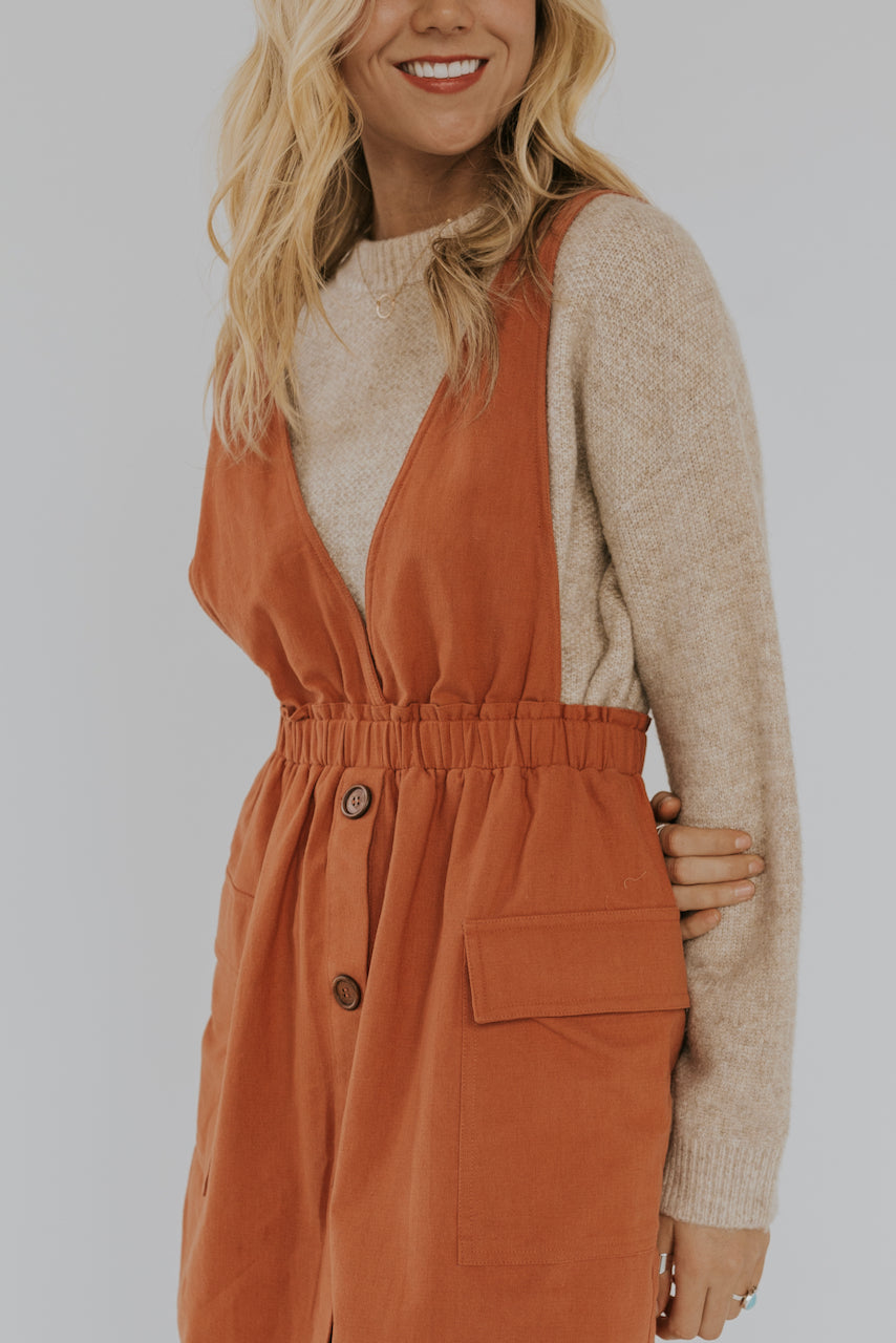 Lowrey Jumper Dress