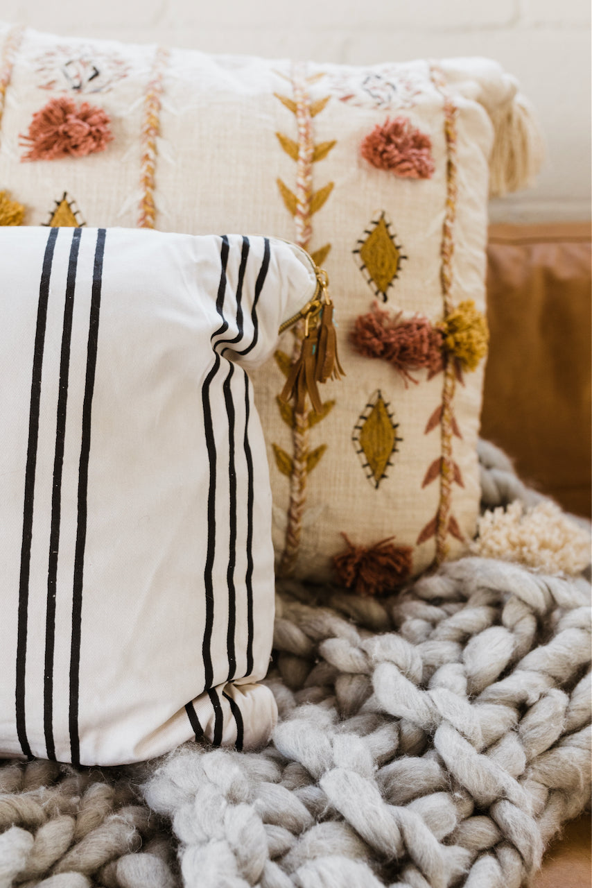 Conway Stripe Pillow