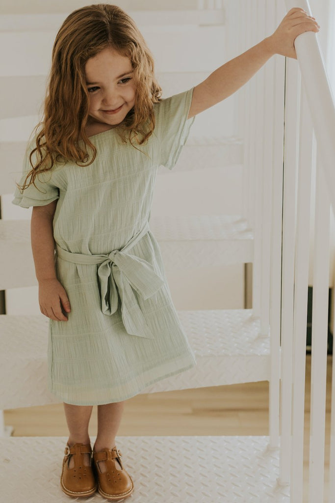 Little Girls Matching Spring Dresses | ROOLEE