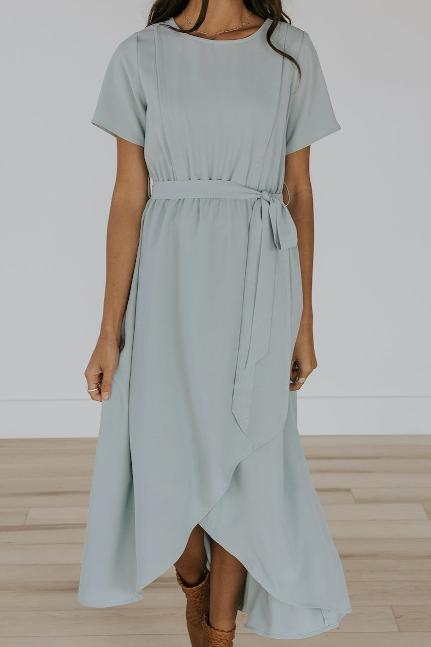 Baby blue bridesmaid dresses | ROOLEE