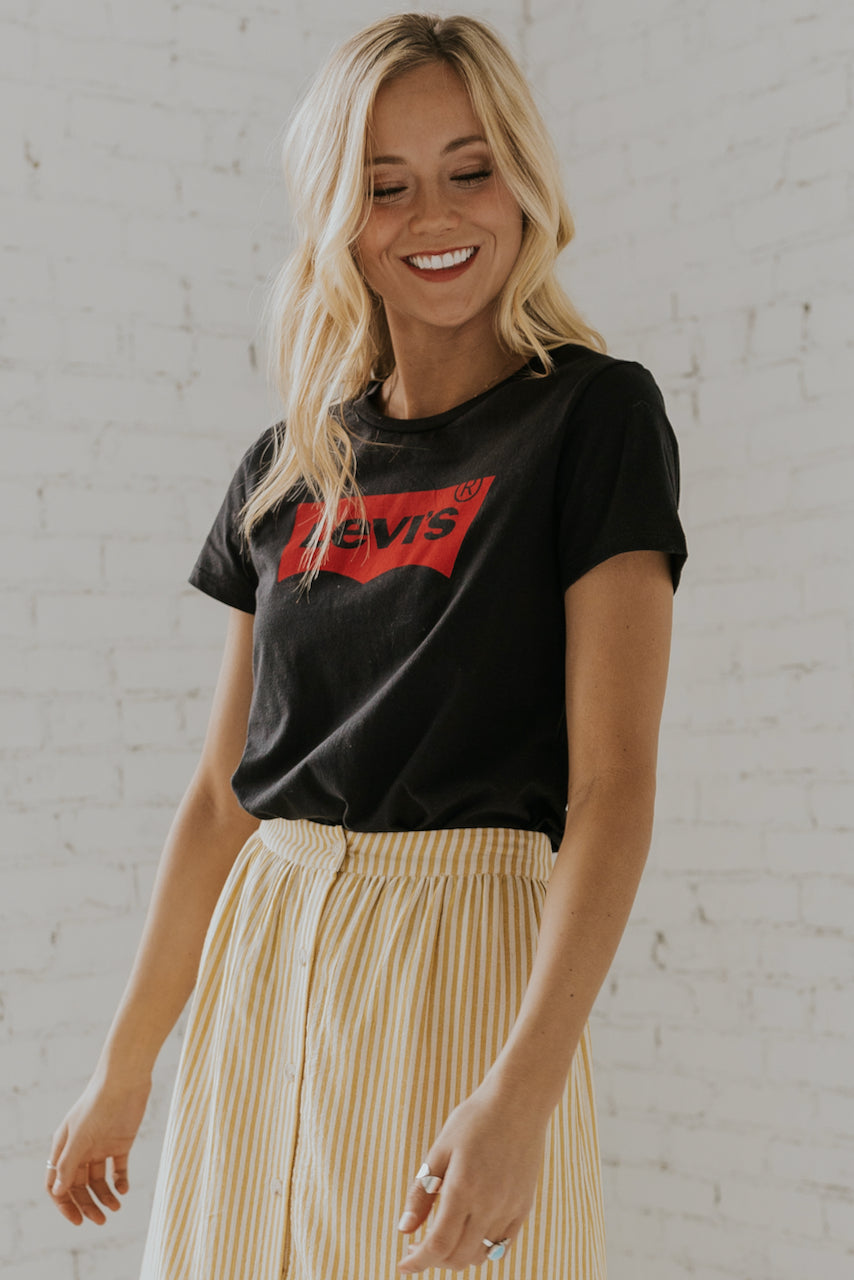 Levi's Batwing Perfect Logo Tee