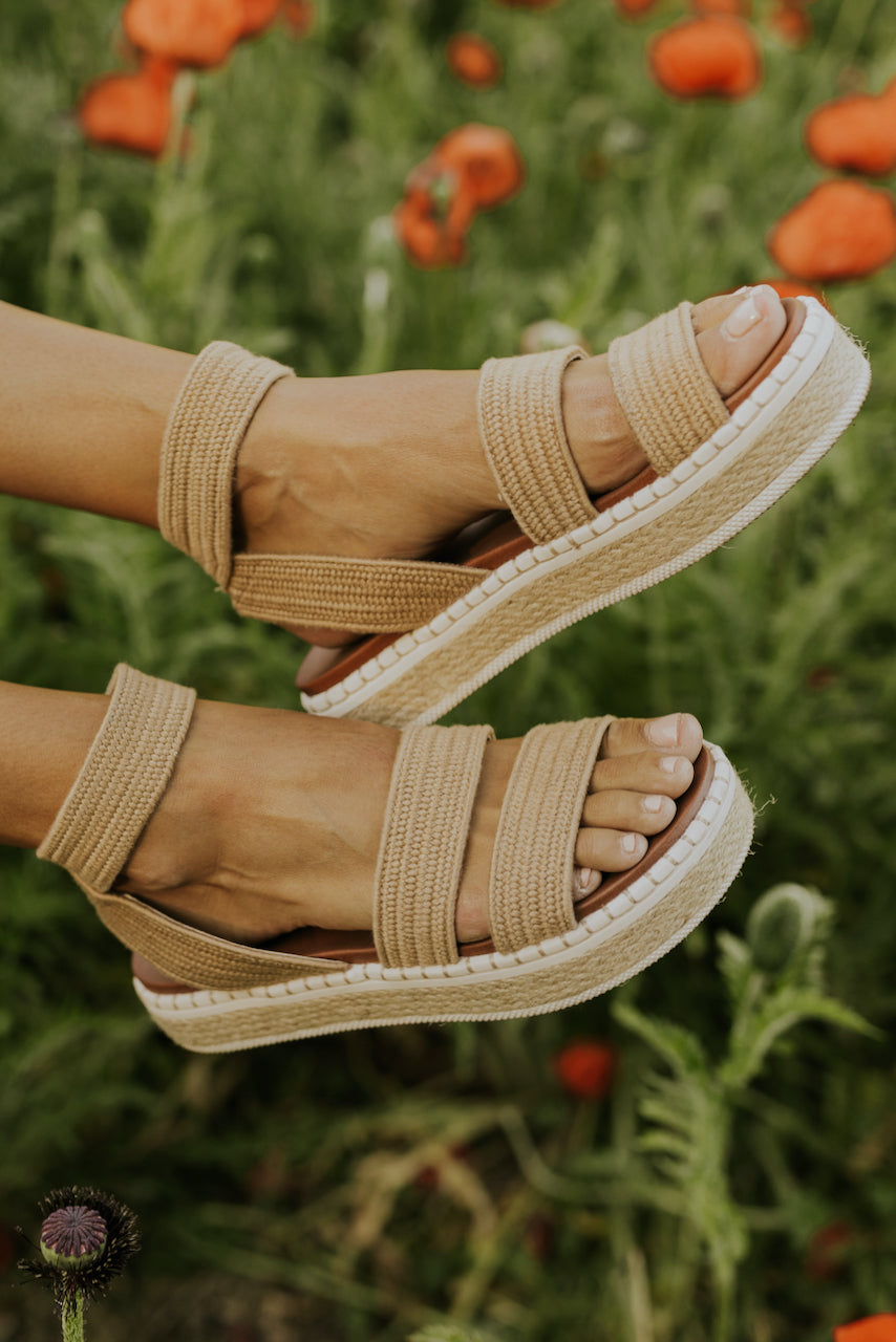 Woven Sandals | ROOLEE