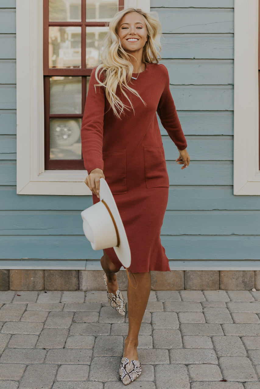 Simple Holiday Dresses | ROOLEE