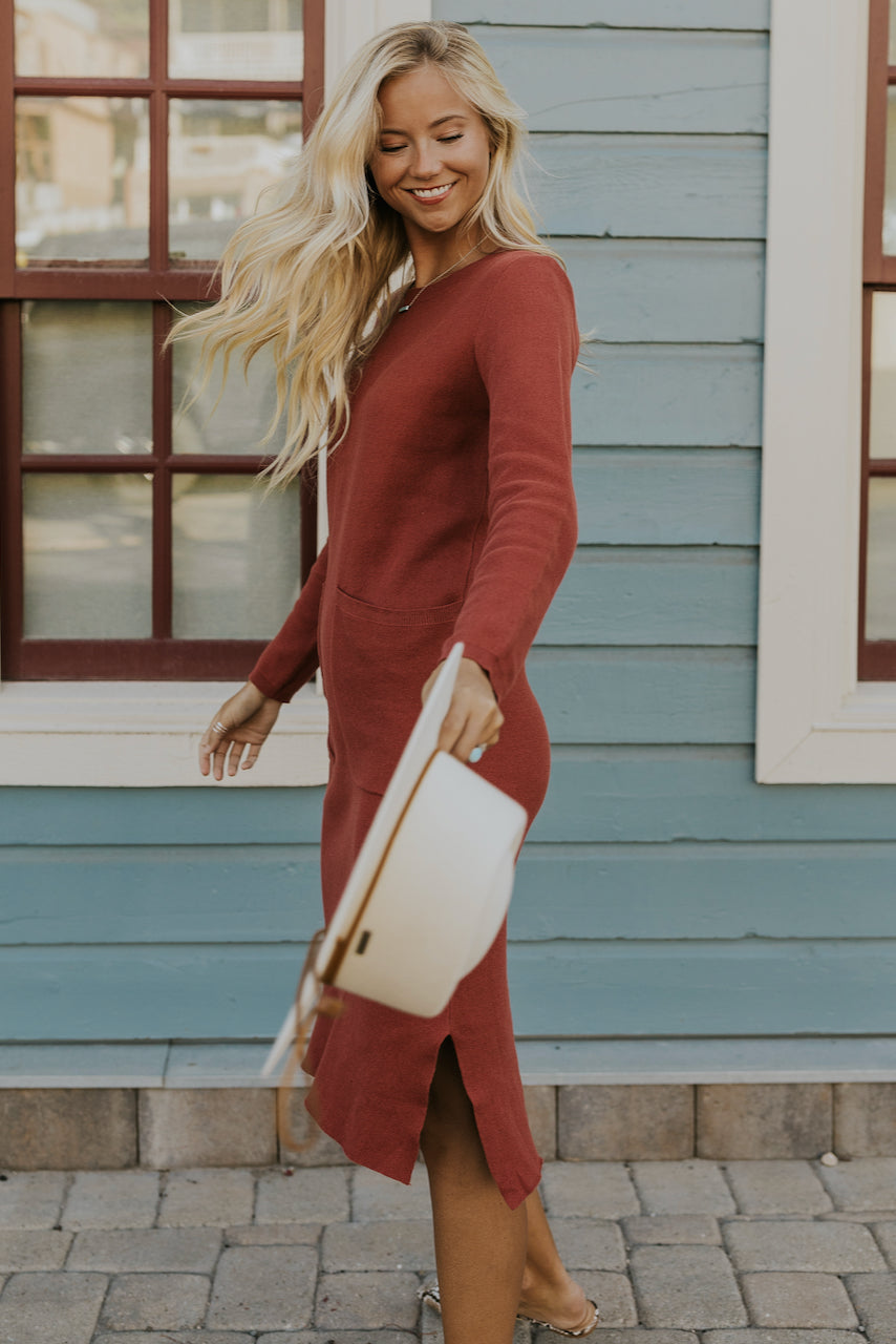 Red Holiday Dresses | ROOLEE