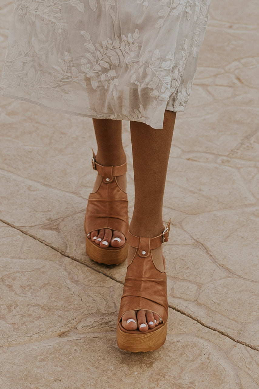 Strappy spring heels for weddings | ROOLEE