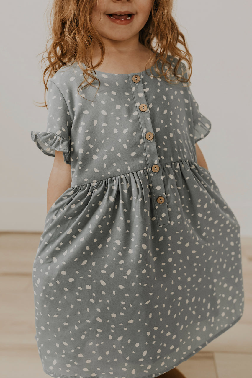 Mini Laurie Dot Dress