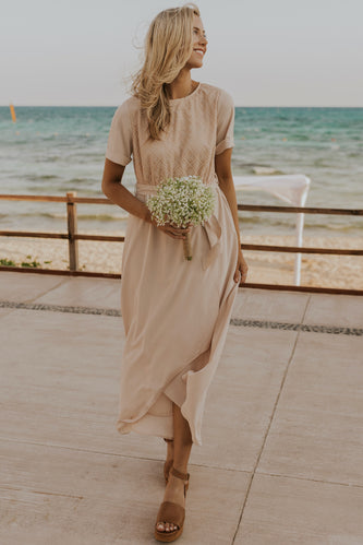 Bridesmaid Maxi Dress | ROOLEE