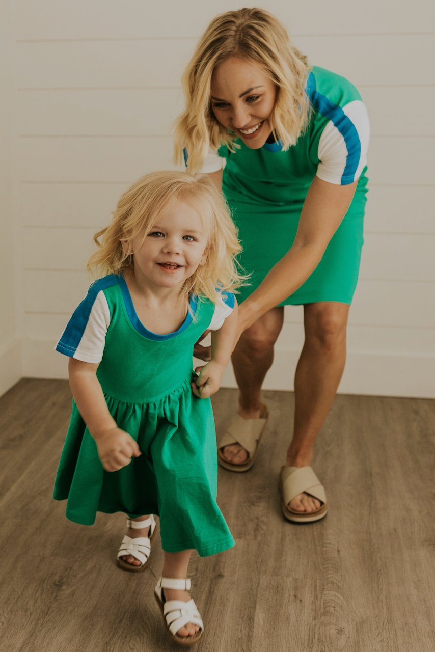 Matching Mommy and Me Girls Dresses | ROOLEE
