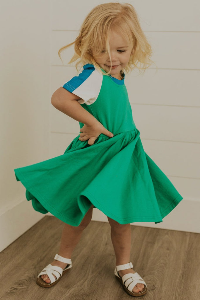Little Girls Dresses for Spring | ROOLEE