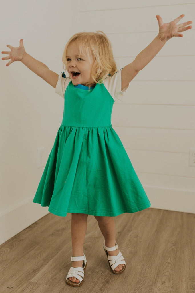 Green Spring Dresses for Matching | ROOLEE
