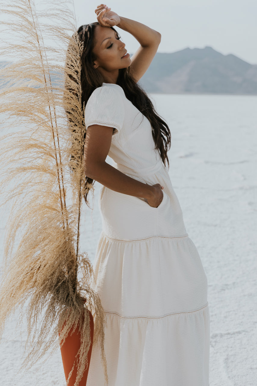 SALT Sugarhouse Tiered Maxi