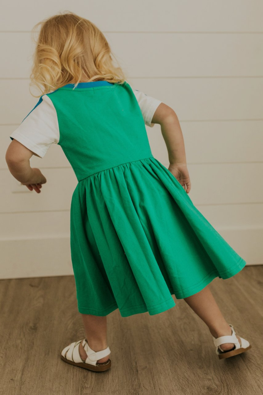 Short Sleeve Spring Dresses for Mommy and Me | ROOLEE