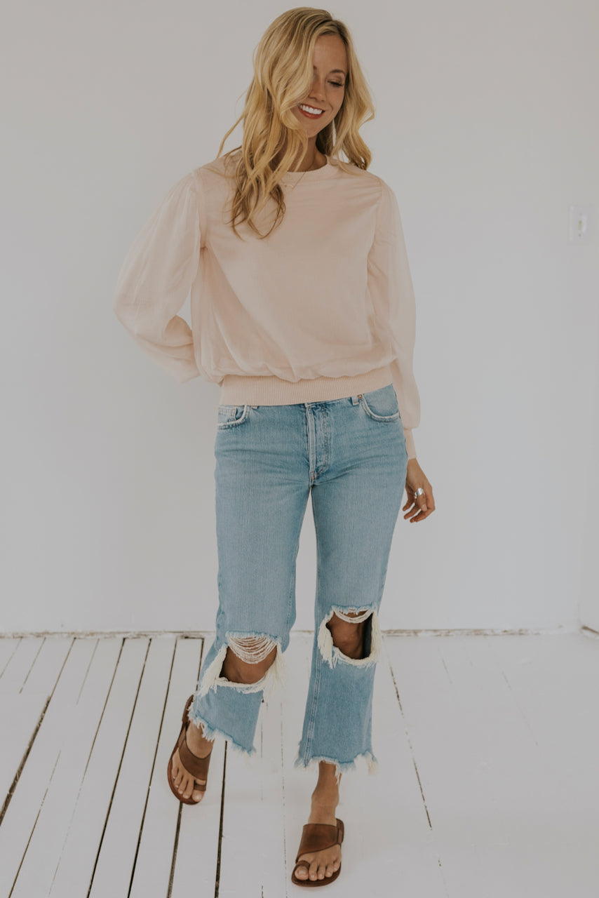 Cute and simple warm outfits for spring \ ROOLEE