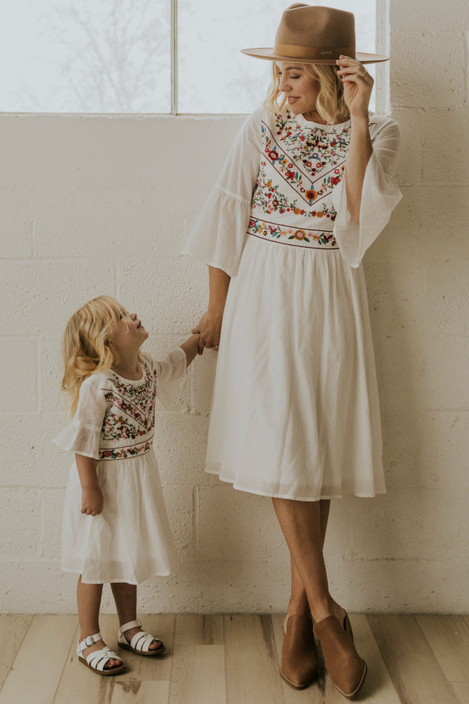 Little Girls Mommy and Me Dresses | ROOLEE