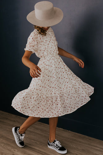 Redmond Tiered Floral Dress
