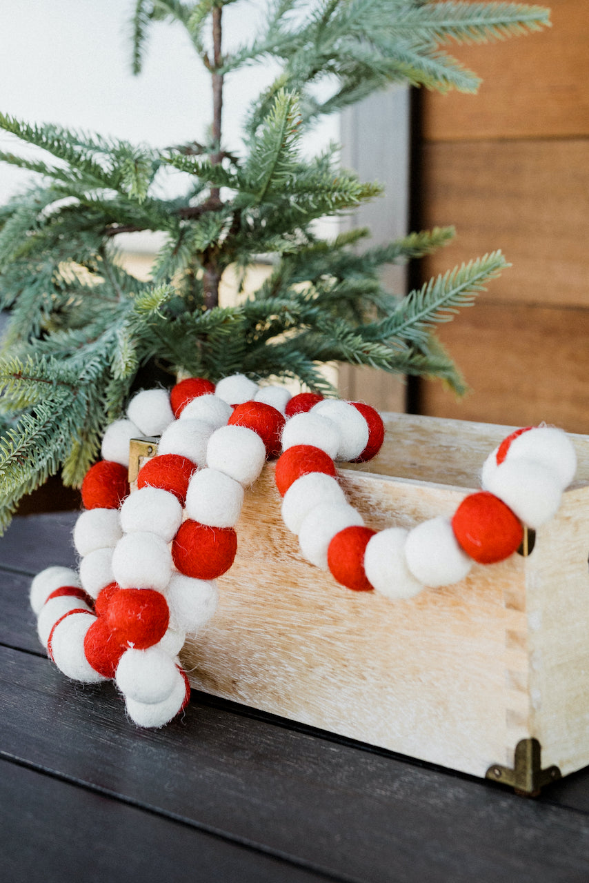 Holiday garland | ROOLEE