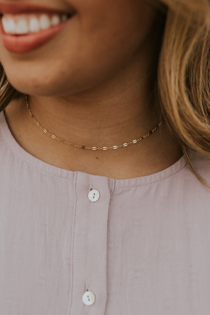 made by mary necklaces | ROOLEE