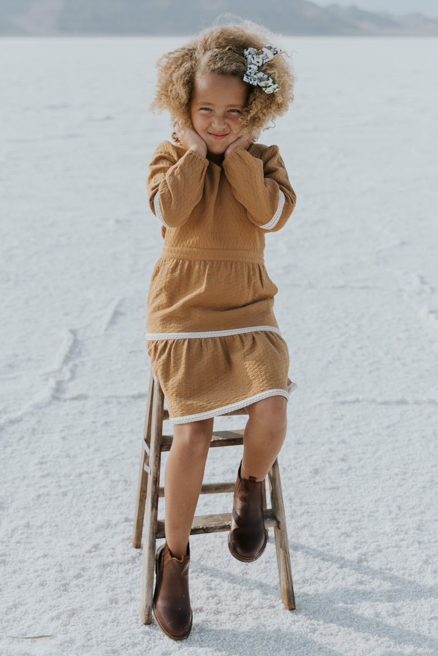 Cute little girls dresses for fall | ROOLEE