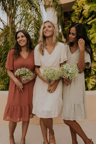Trendy bridesmaids dresses | ROOLEE