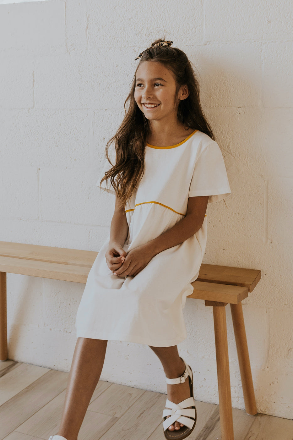 Casual girls summer dresses | ROOLEE