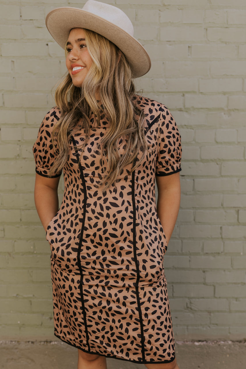 Printed bold mom dresses | ROOLEE