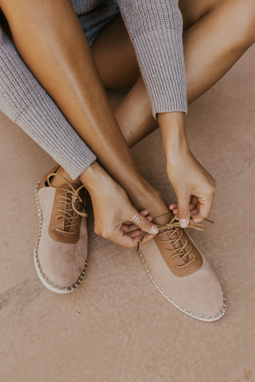 Lace up fall loafers | ROOLEE