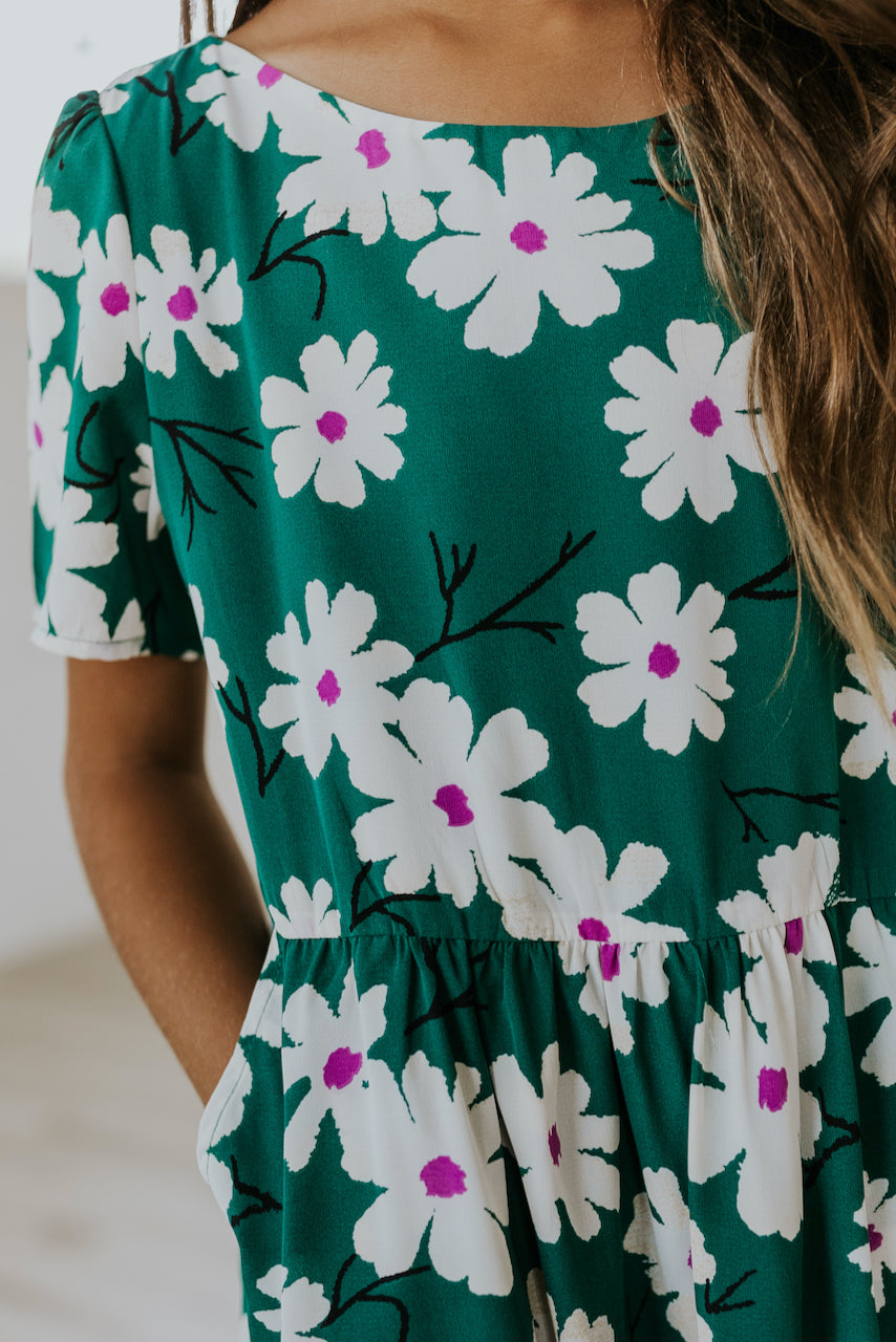 Mini Loveland Floral Dress