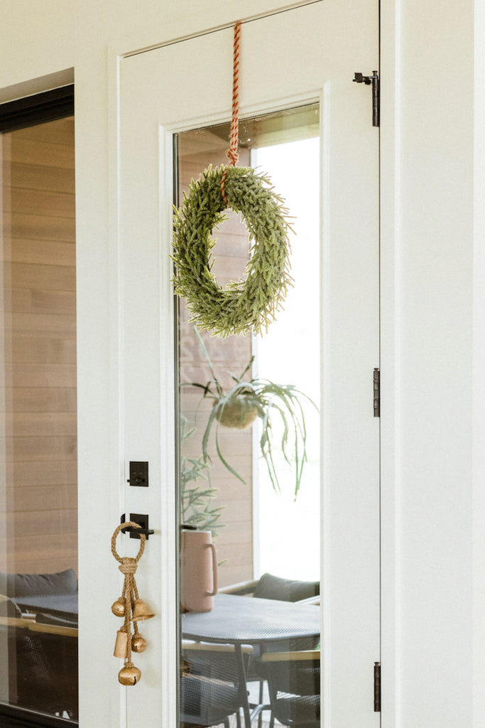Green christmas wreath | ROOLEE