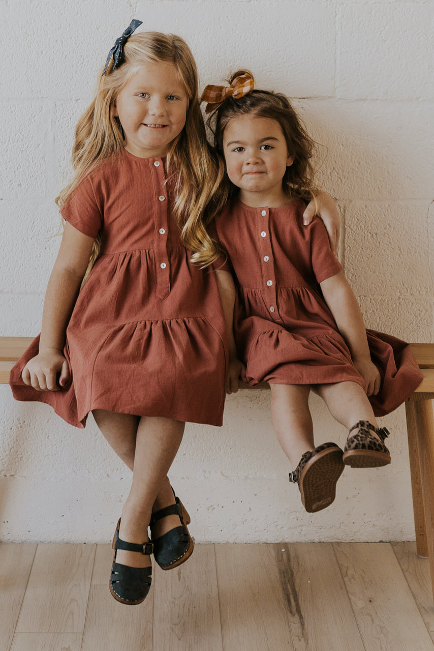 Girl's Modest Easter Dresses | ROOLEE
