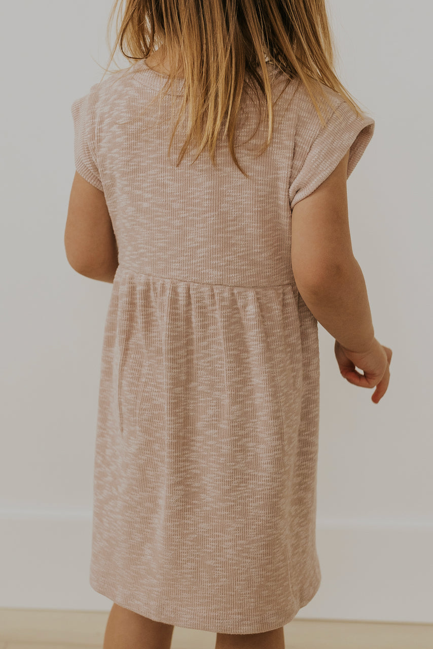 Polka dot kids dresses for spring | ROOLEE