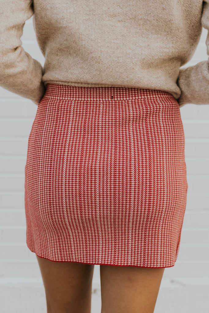 Cute Fall Skirt | ROOLEE
