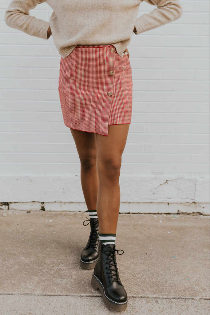 Cute Fall Outfit | ROOLEE