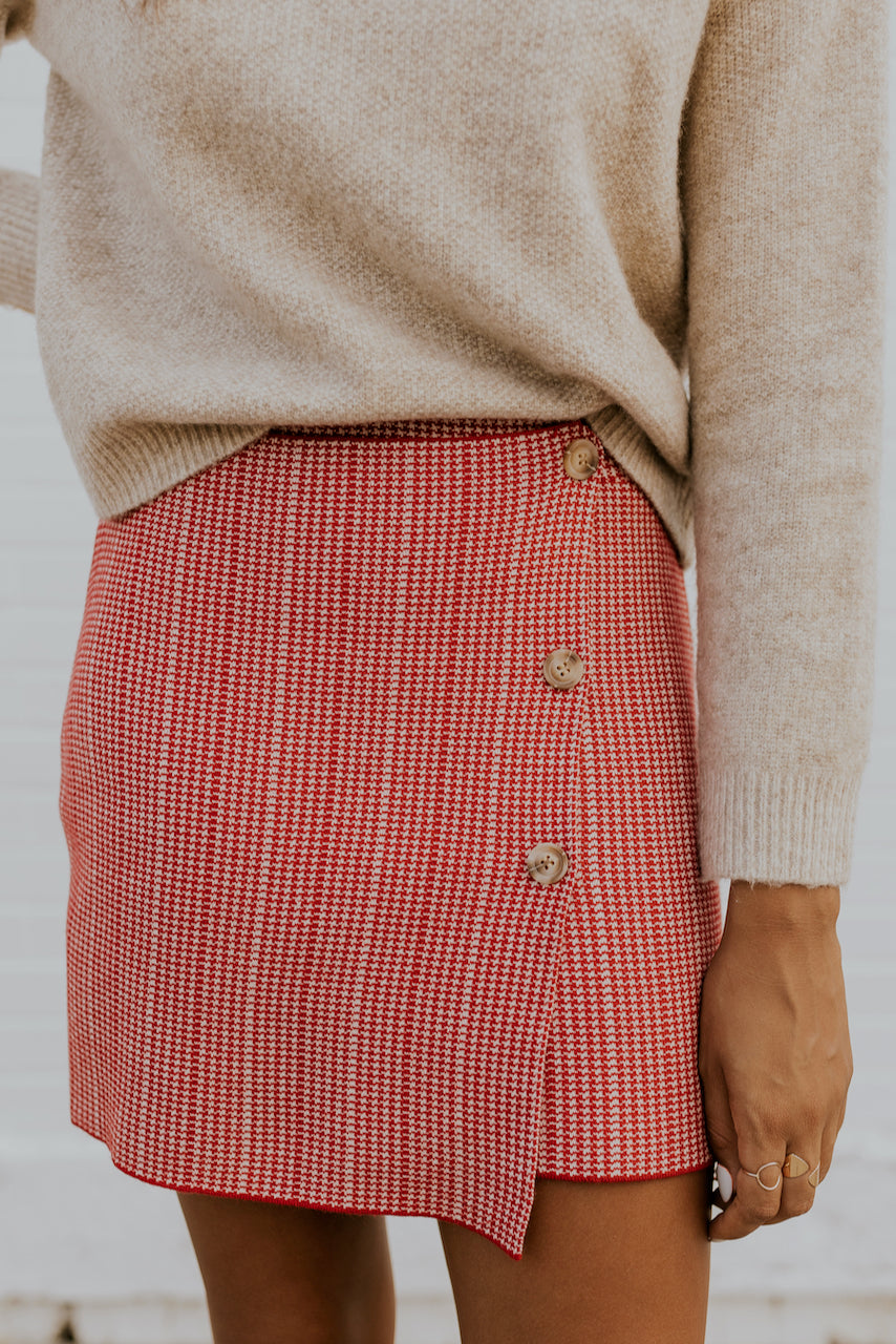 Cute Mini Skirt | ROOLEE