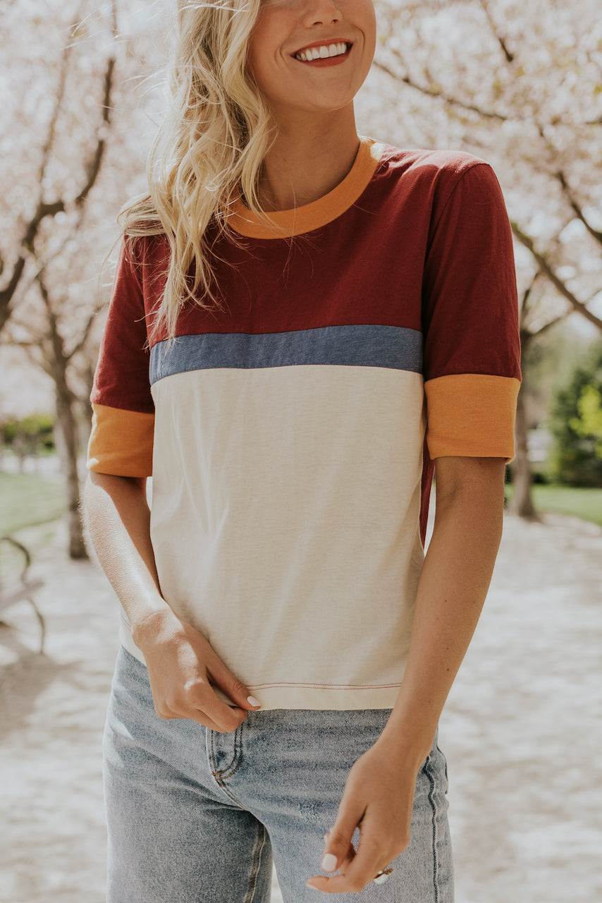 Camp Collection Mindy Tee
