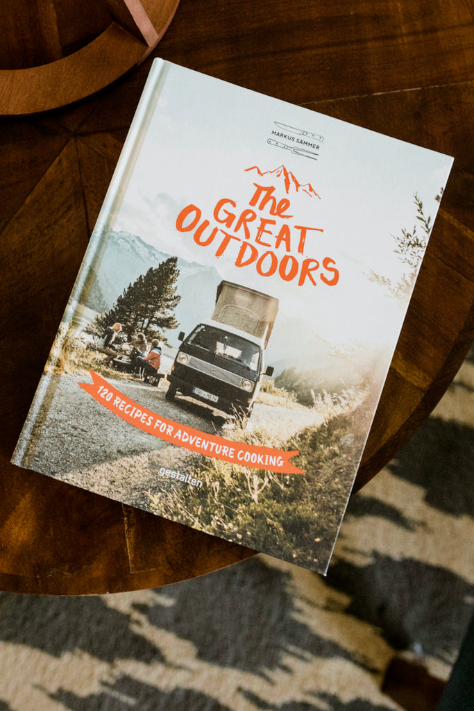 The Great Outdoors Recipe Book