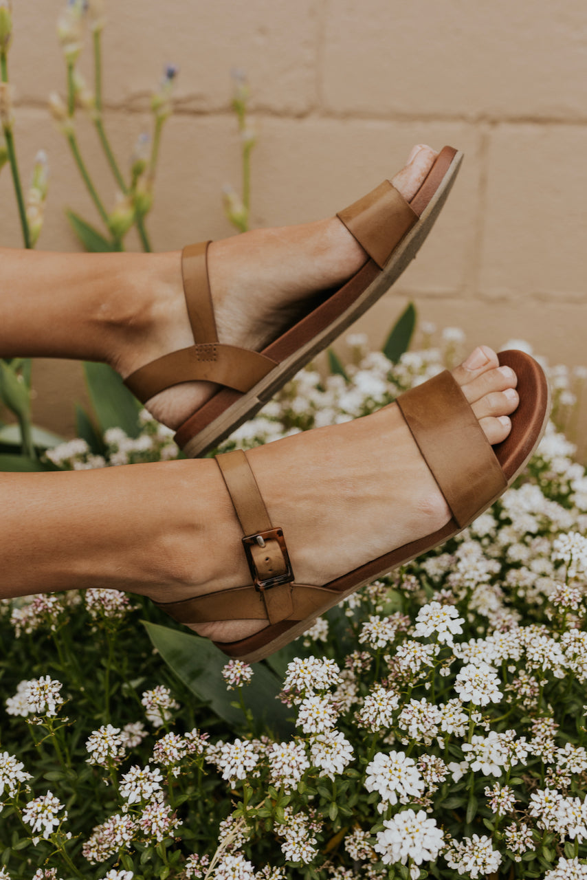 Simple Summer Sandals | ROOLEE