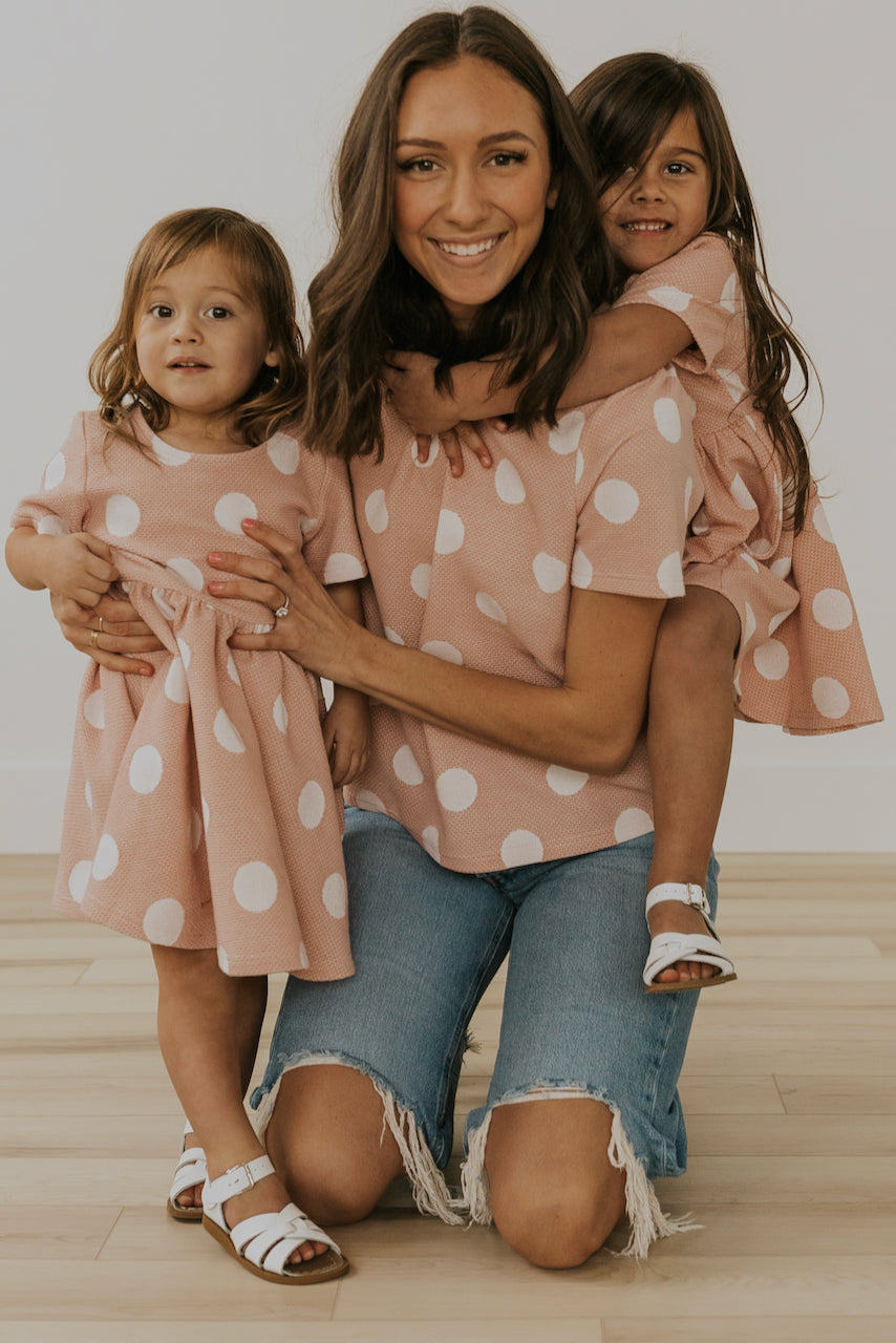 Matching Mommy and Me Dresses for Spring | ROOLEE