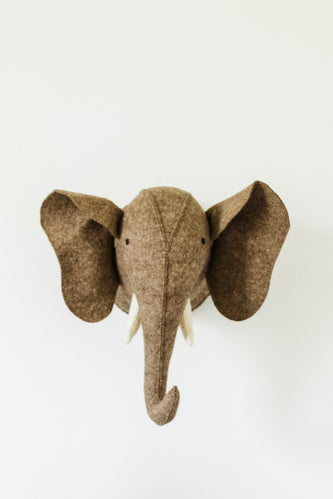 Elephant Wall Mount