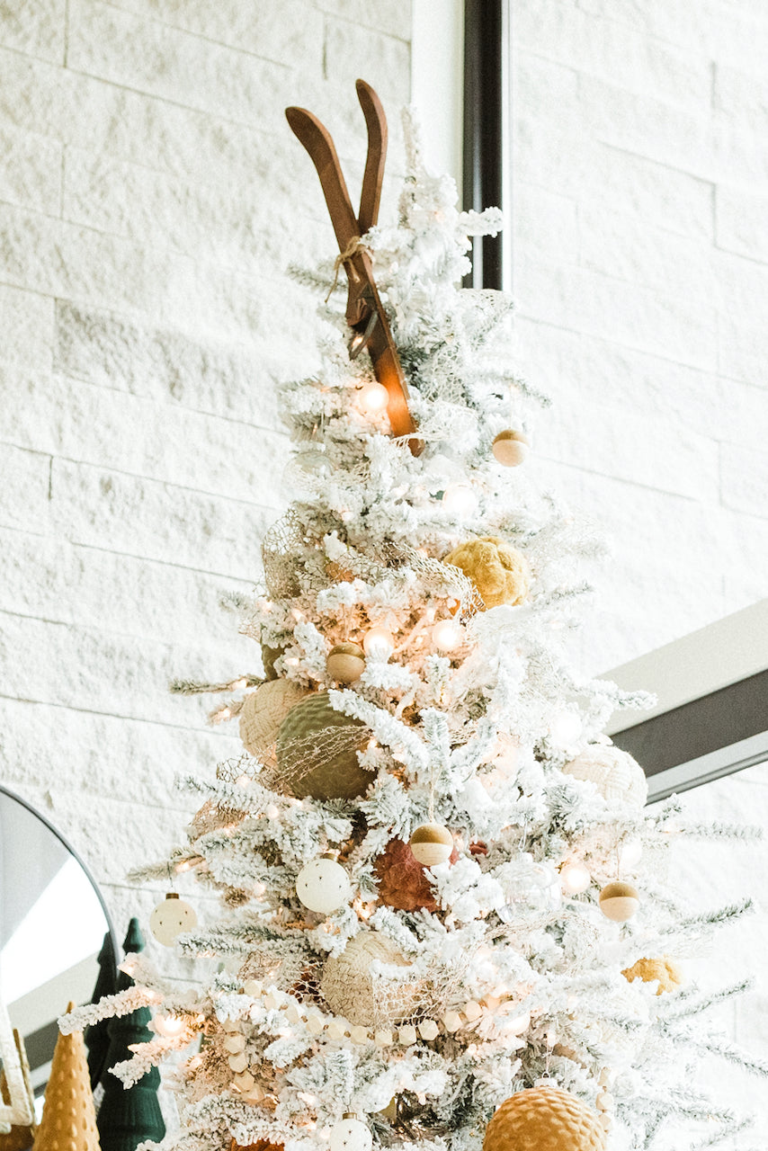 Wooden christmas tree topper | ROOLEE