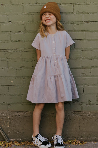 Mini Breanna Tiered Dress