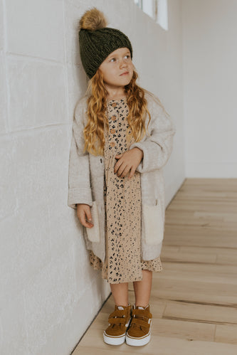Cute kids printed dress | ROOLEE