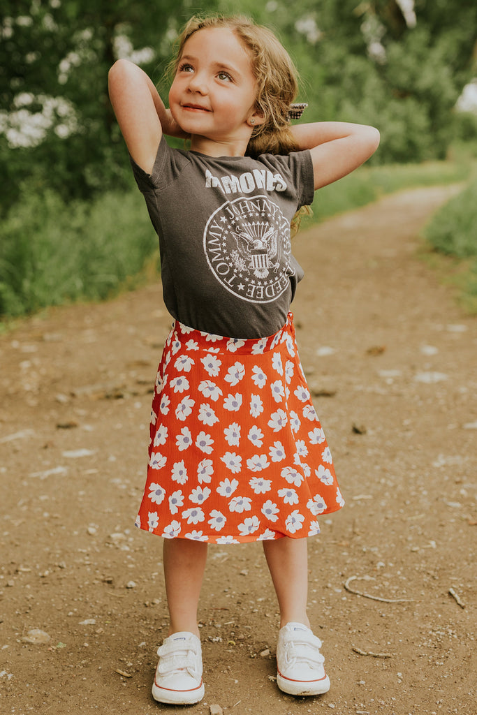 Little Girls Modest Summer Outfits | ROOLEE