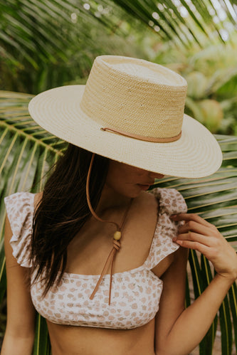 The Aiden Straw Hat