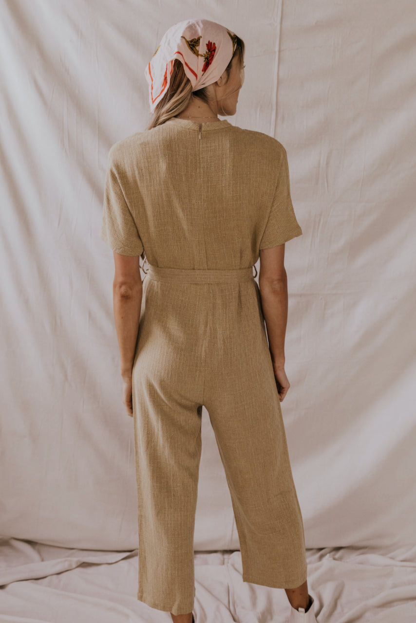 The Charlottesville Jumpsuit