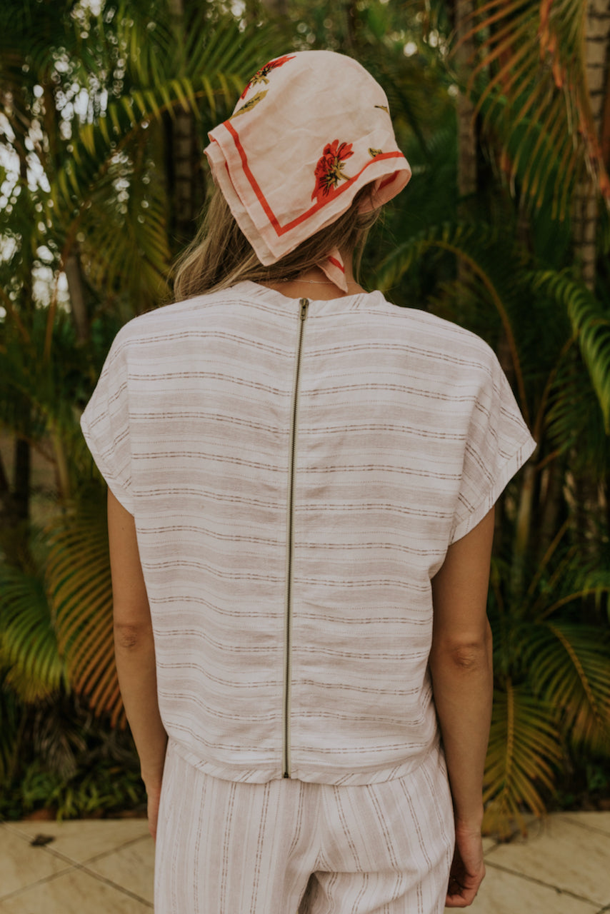 Womens Zipper Shirt | ROOLEE