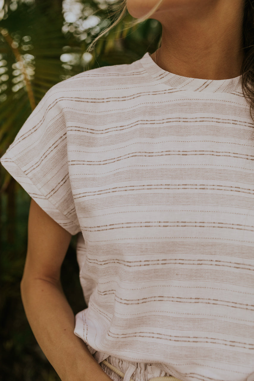 Striped Spring Styles | ROOLEE