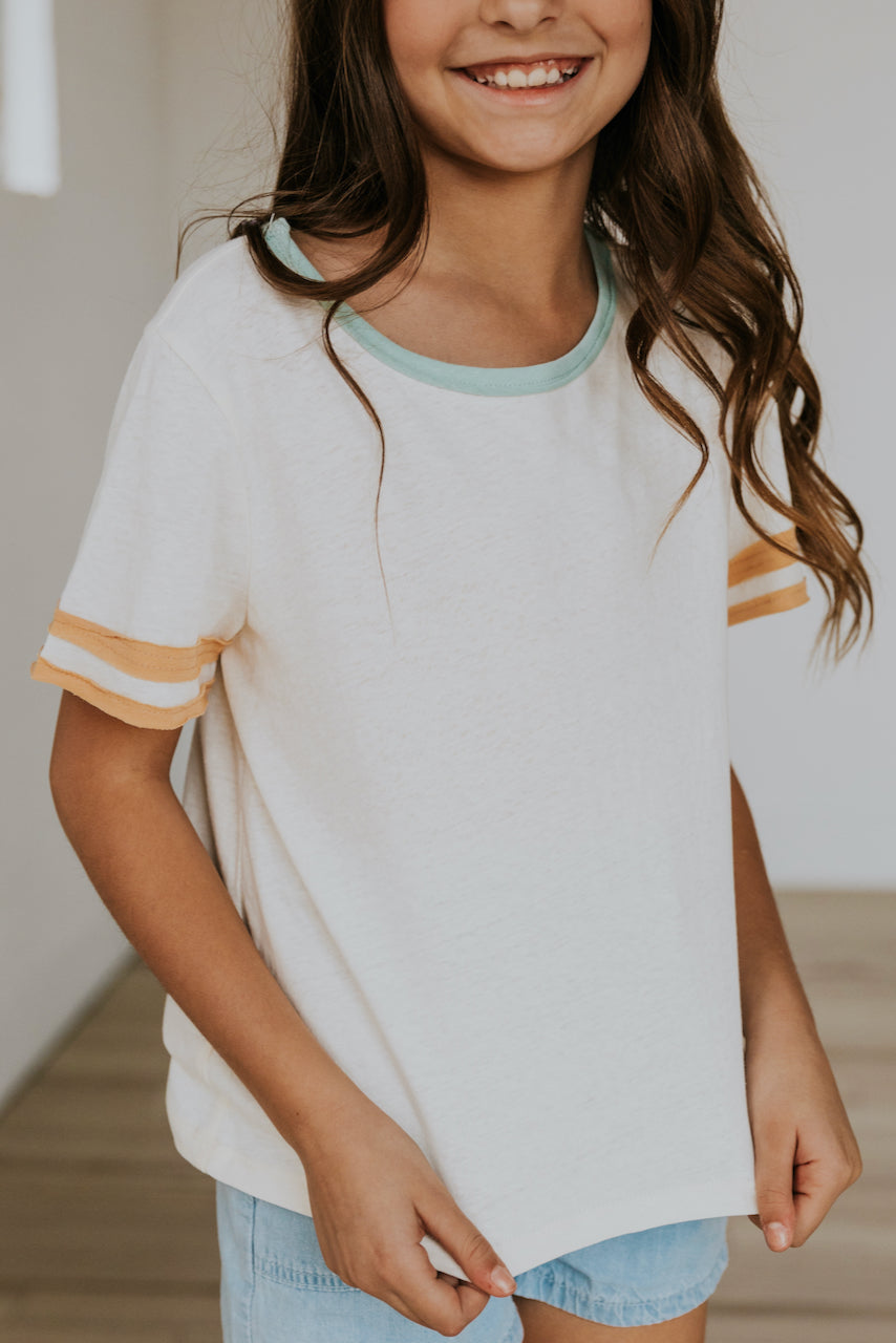 Girls Basic Tee | ROOLEE
